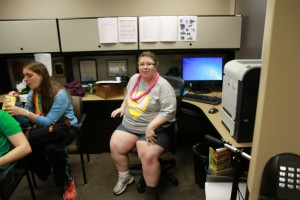 New Student Government President, Becca Larson