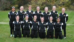 Golden Rams Women's Soccer Team Photo Credit: Golden Rams Athletics