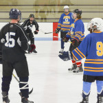 ARCC's Club Hockey team finished 2nd with a 7-3 record, losing to North Hennepin Community College in the Golden Skate Finals on March 3rd.