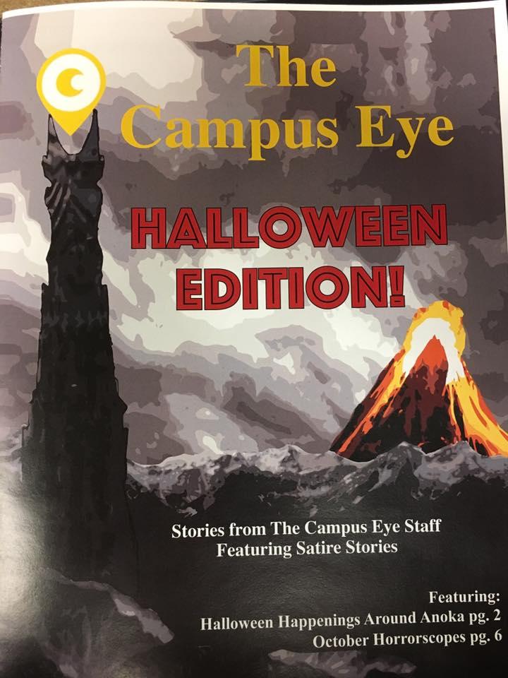 2016 The Campus Eye Halloween Edition