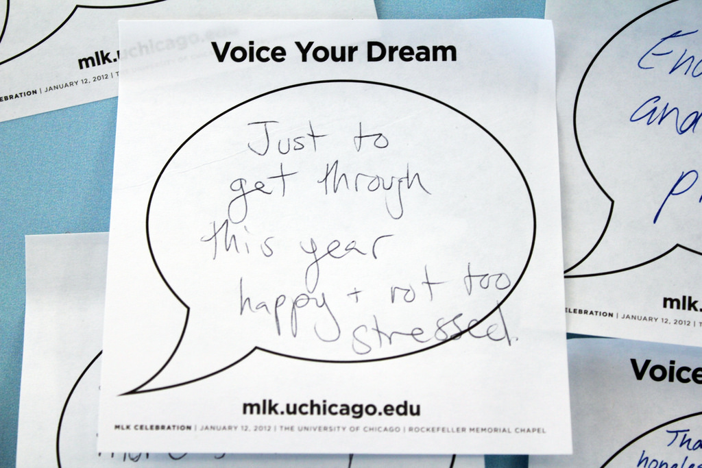 It's likely that many college students have this same dream. Photo Credit: Quinn Dombrowski via Creative Commons